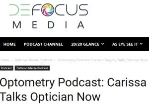 Defocus Media Interview with Carissa Dunphy