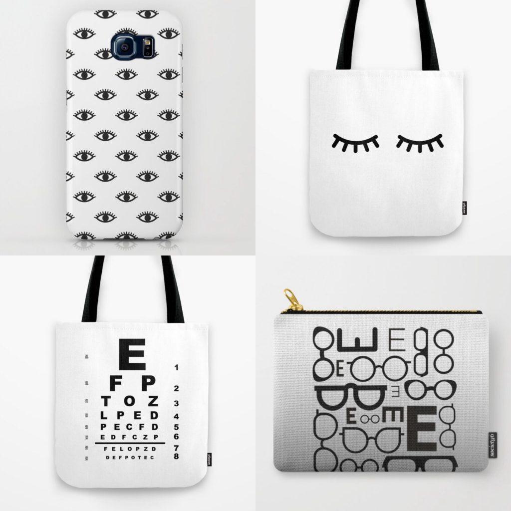 Society6 Eyeglasses gifts