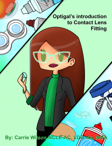 Optigal's introduction to contact lens fitting