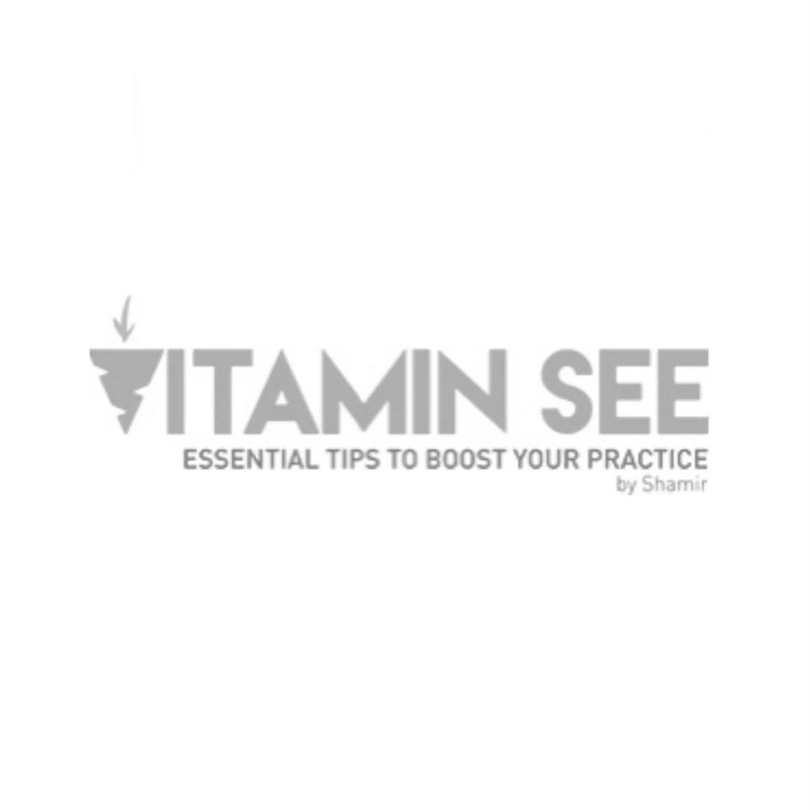 shamir vitamin see logo