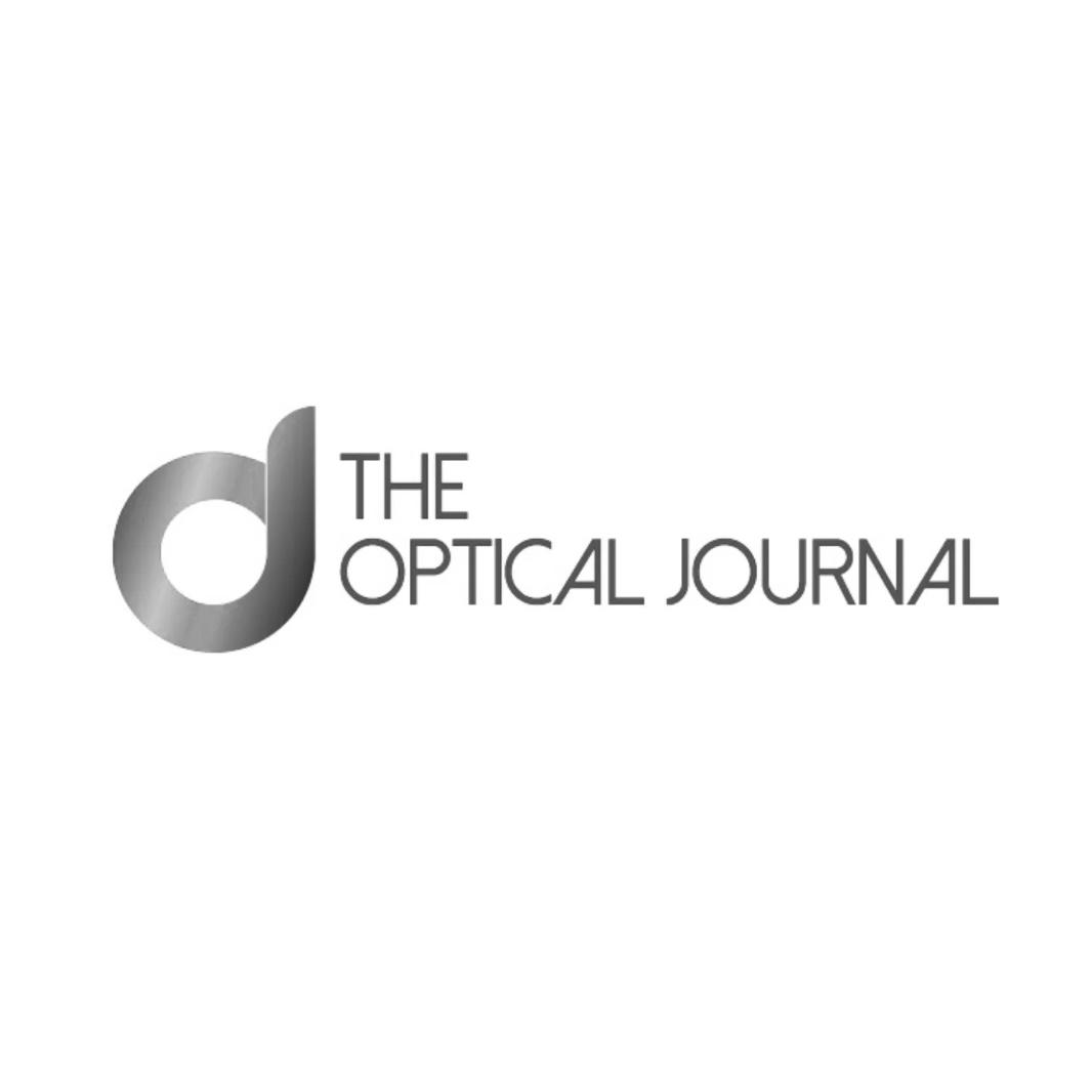 the optical journal logo