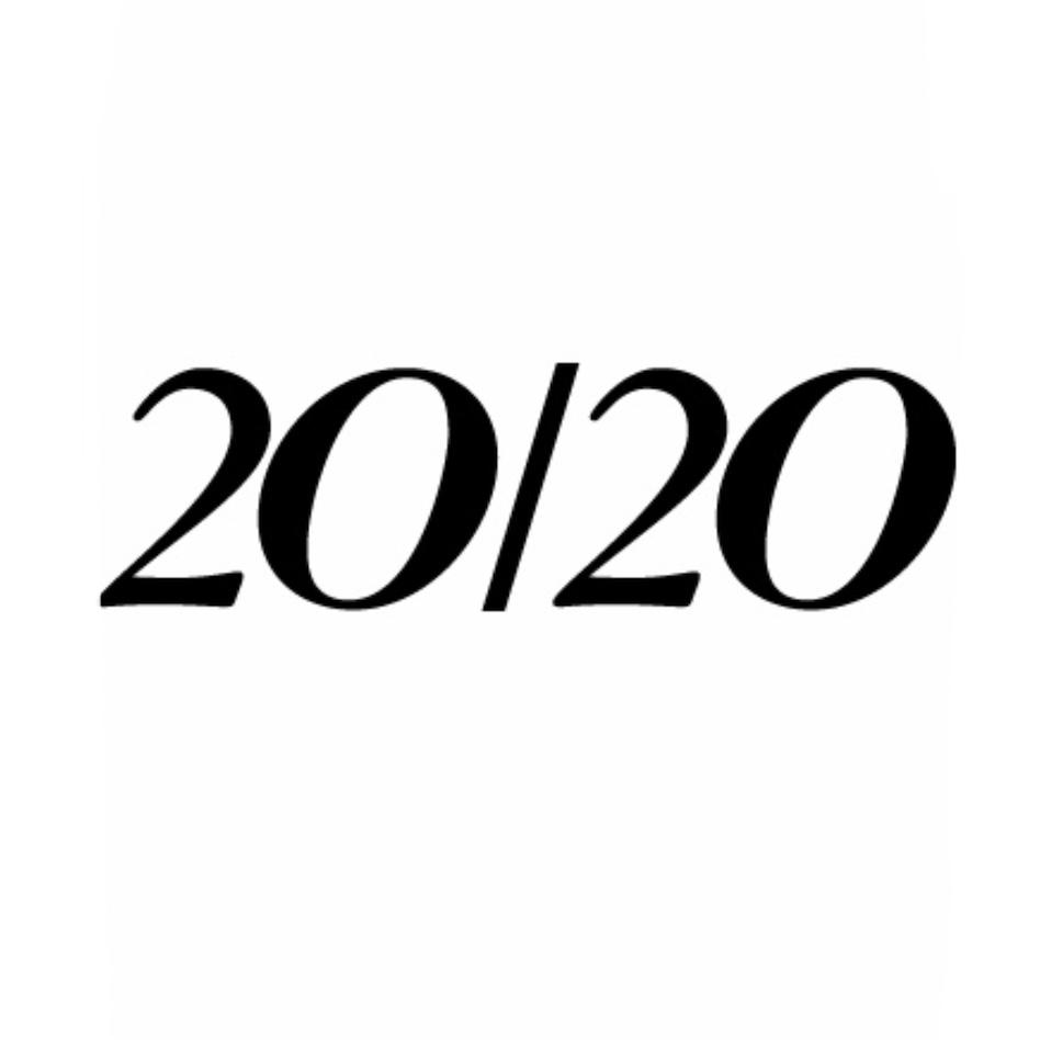 20/20 magazine logo